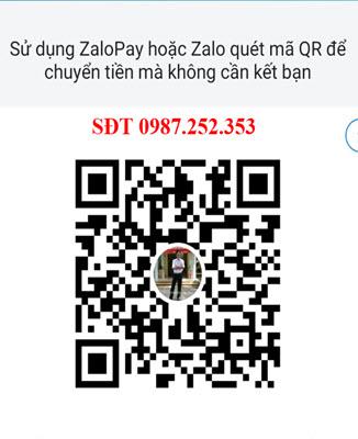 My QR Zalopay